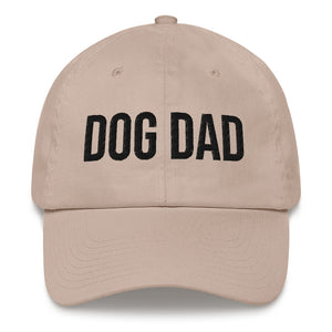 Dog Dad Baseball Hat