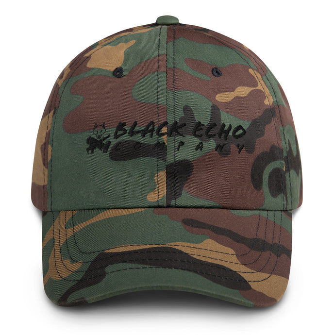 Black Echo Company Baseball Hat