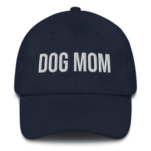 Dog Mom Baseball Hat