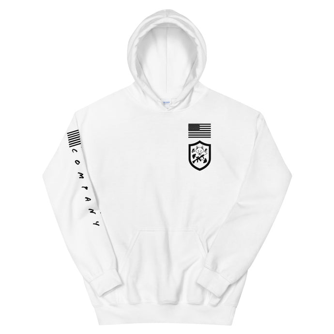 BEC Simple Fitness Division Hoodie