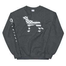 Load image into Gallery viewer, BEC Good Dog Floppies Sweatshirt