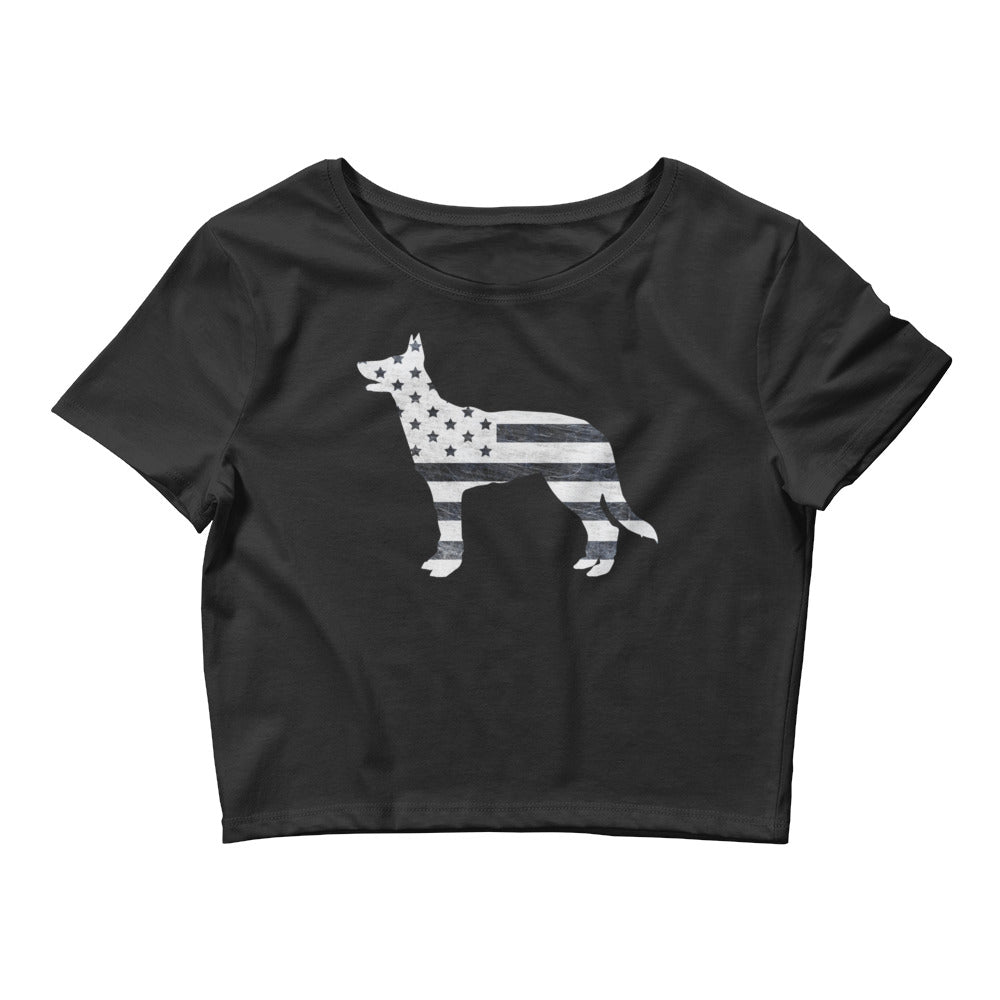 Good Dog Crop Shirt