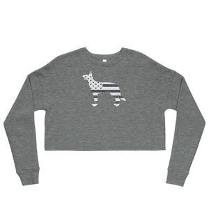 Good Dog Crop Sweatshirt