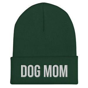 Dog Mom Beanie