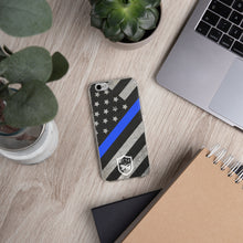 Load image into Gallery viewer, Thin Blue Line Flag - iPhones