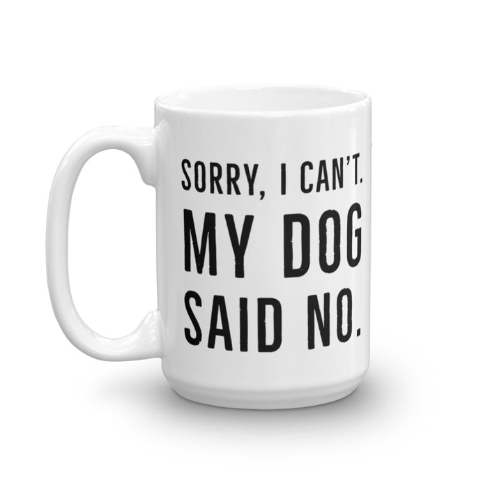 The Best Excuse Mug