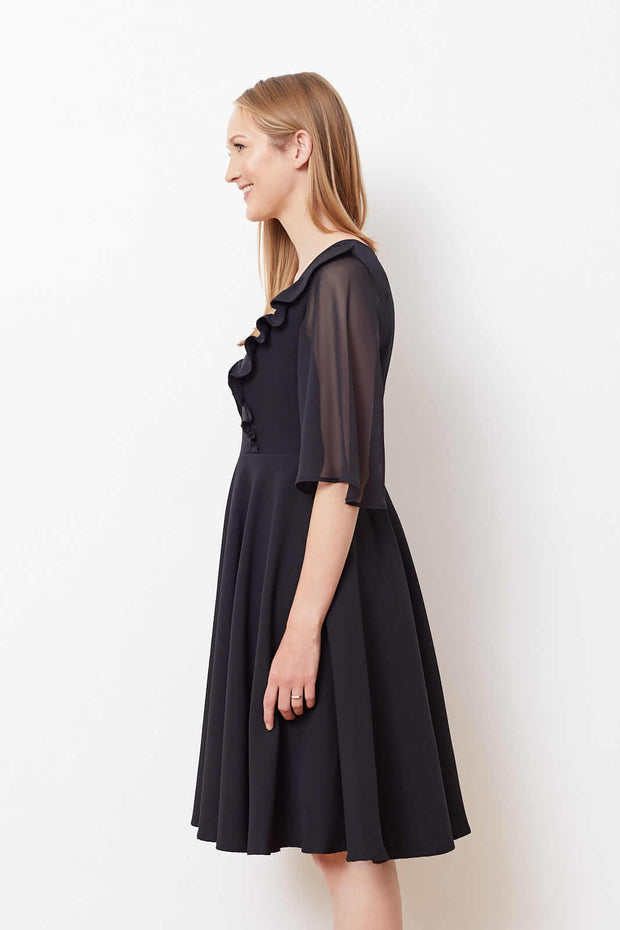 Magnolia Dress- Black