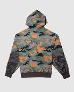 1ST Camo Hooded Sweatshirt