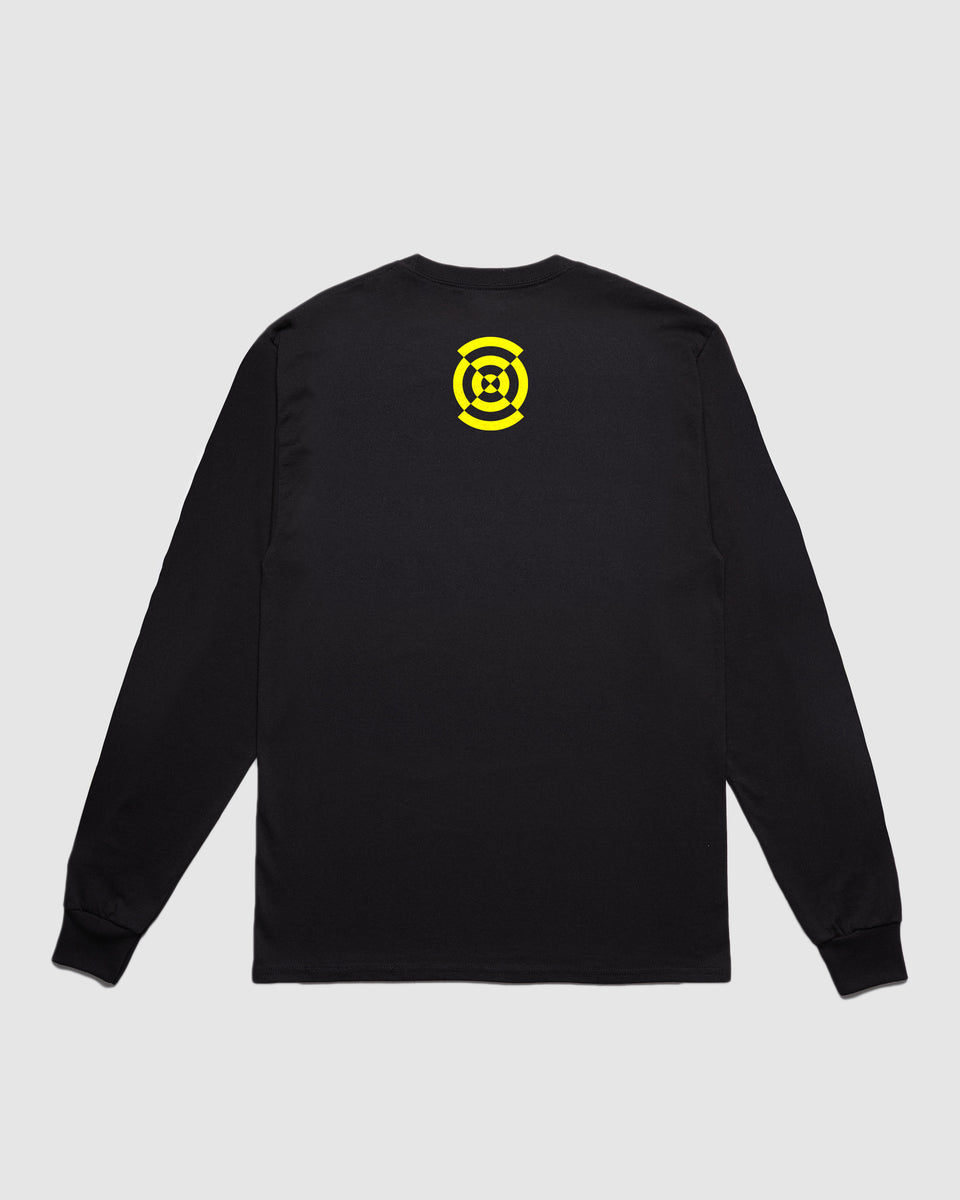 NYSL Clayster Reverse Sweep L/S Tee