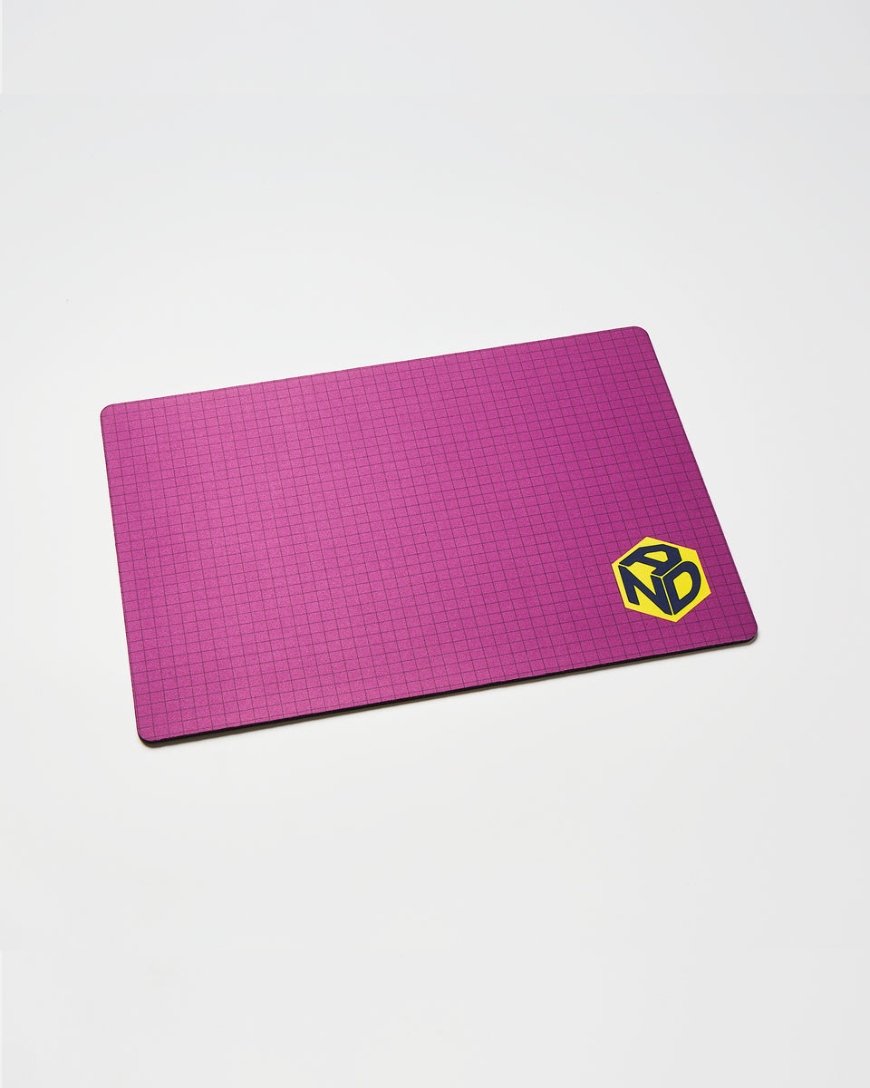ANDBOX Large Gaming Mousepad - Purple