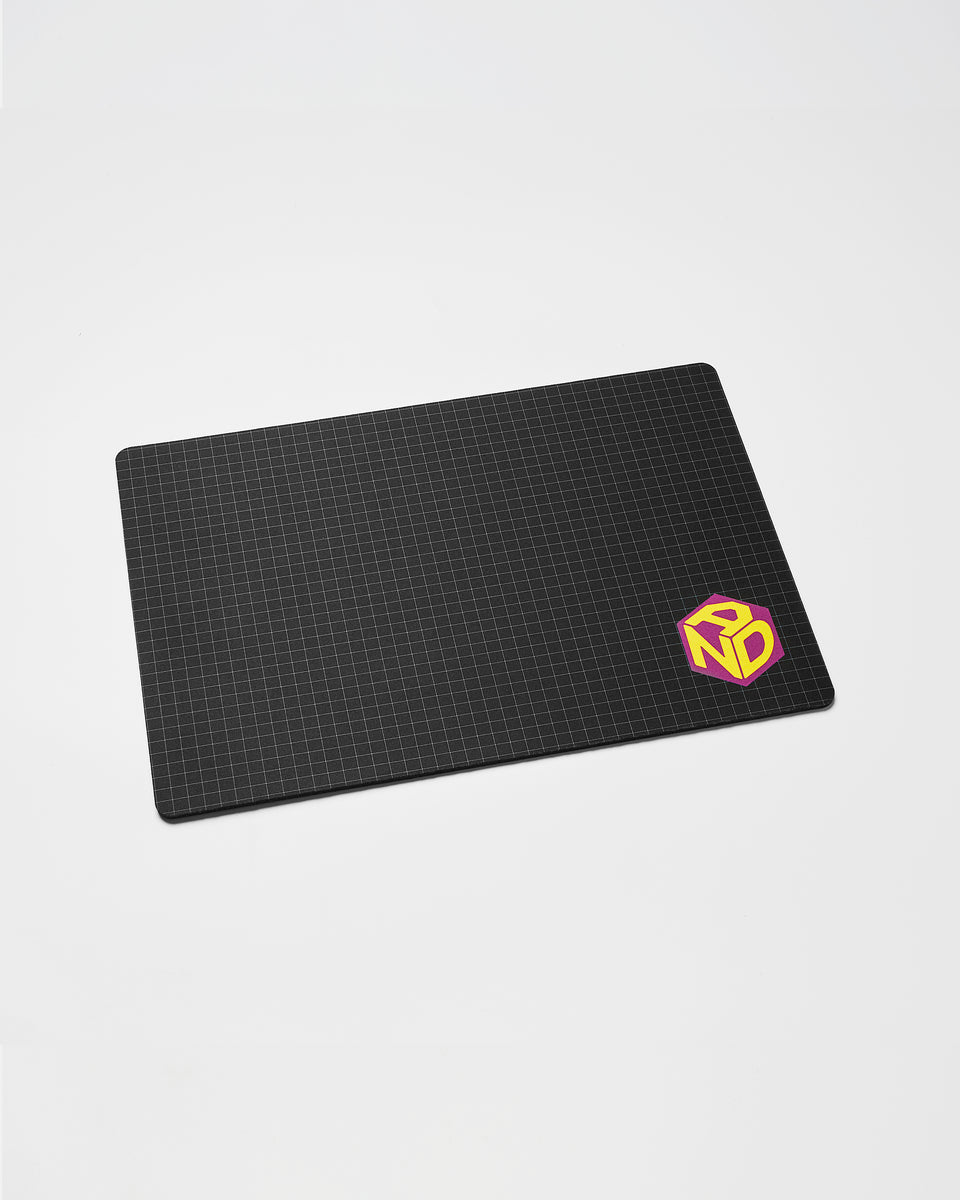 ANDBOX Large Gaming Mousepad - Black