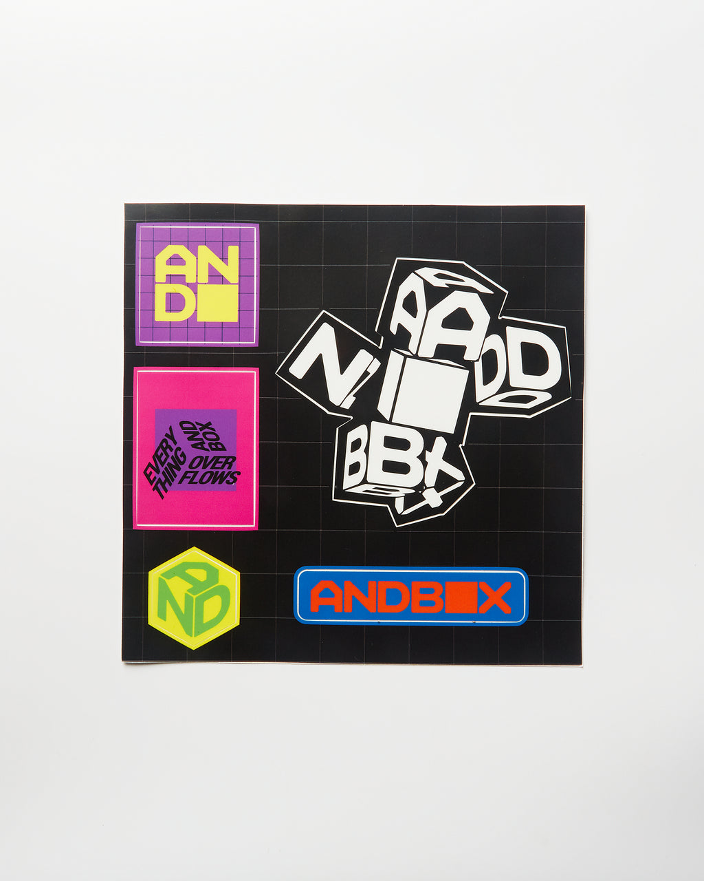 ANDBOX Sticker Set