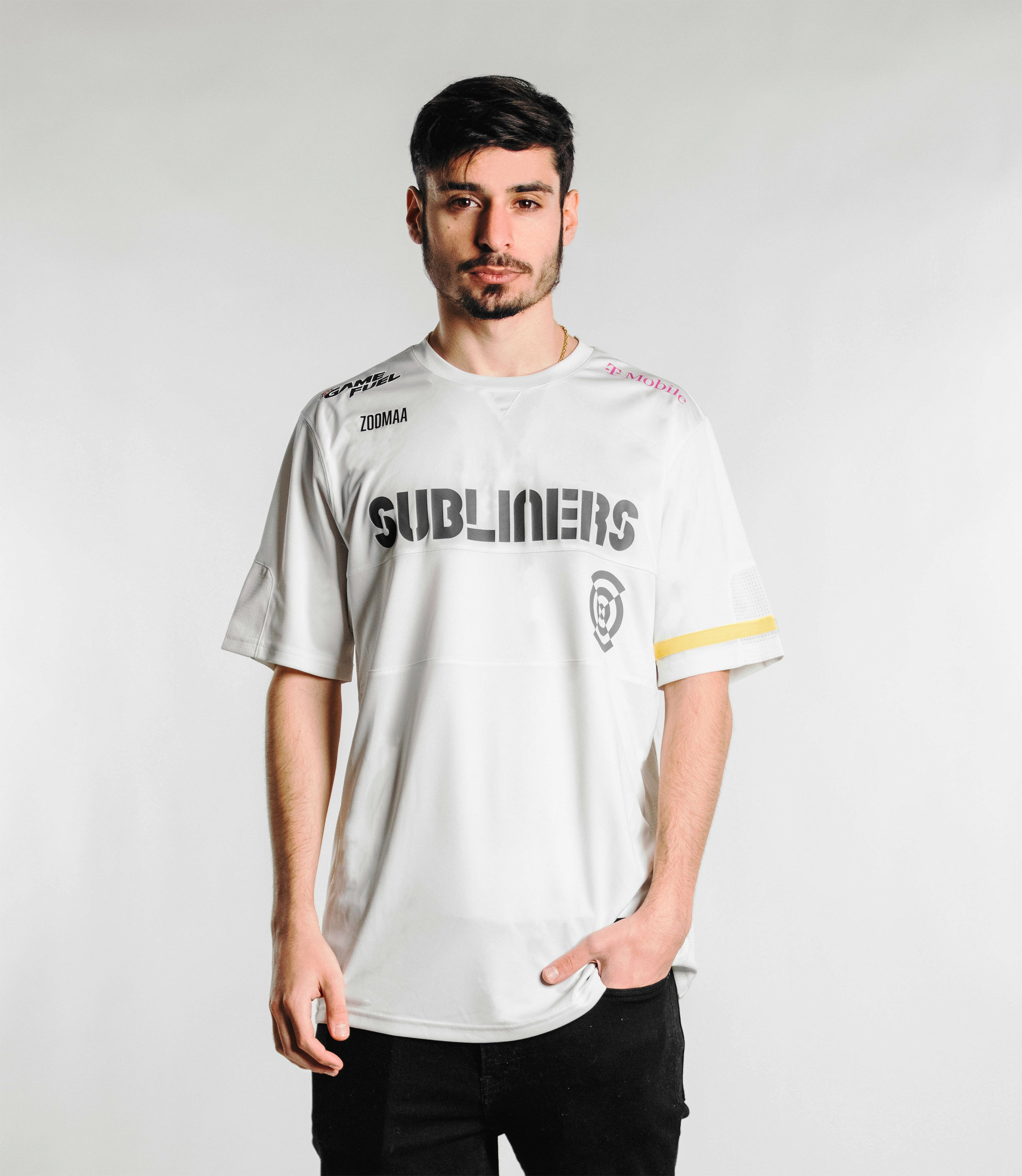 2021 New York Subliners Team Away Jersey