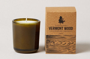 Vermont Wood Candle
