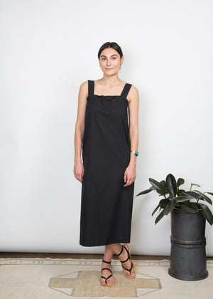 Arch The Cotton Knot Strap Dress