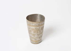 Large Brass Lassi Cups