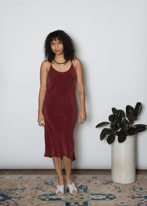 Natalie Busby Bias Slip Dress