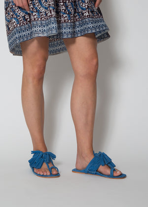 Figue Sacaramouche Sandal Blue