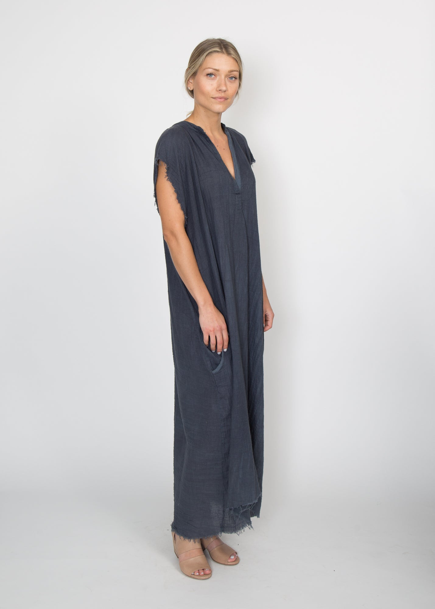 Love Tanjane Peasant Dress