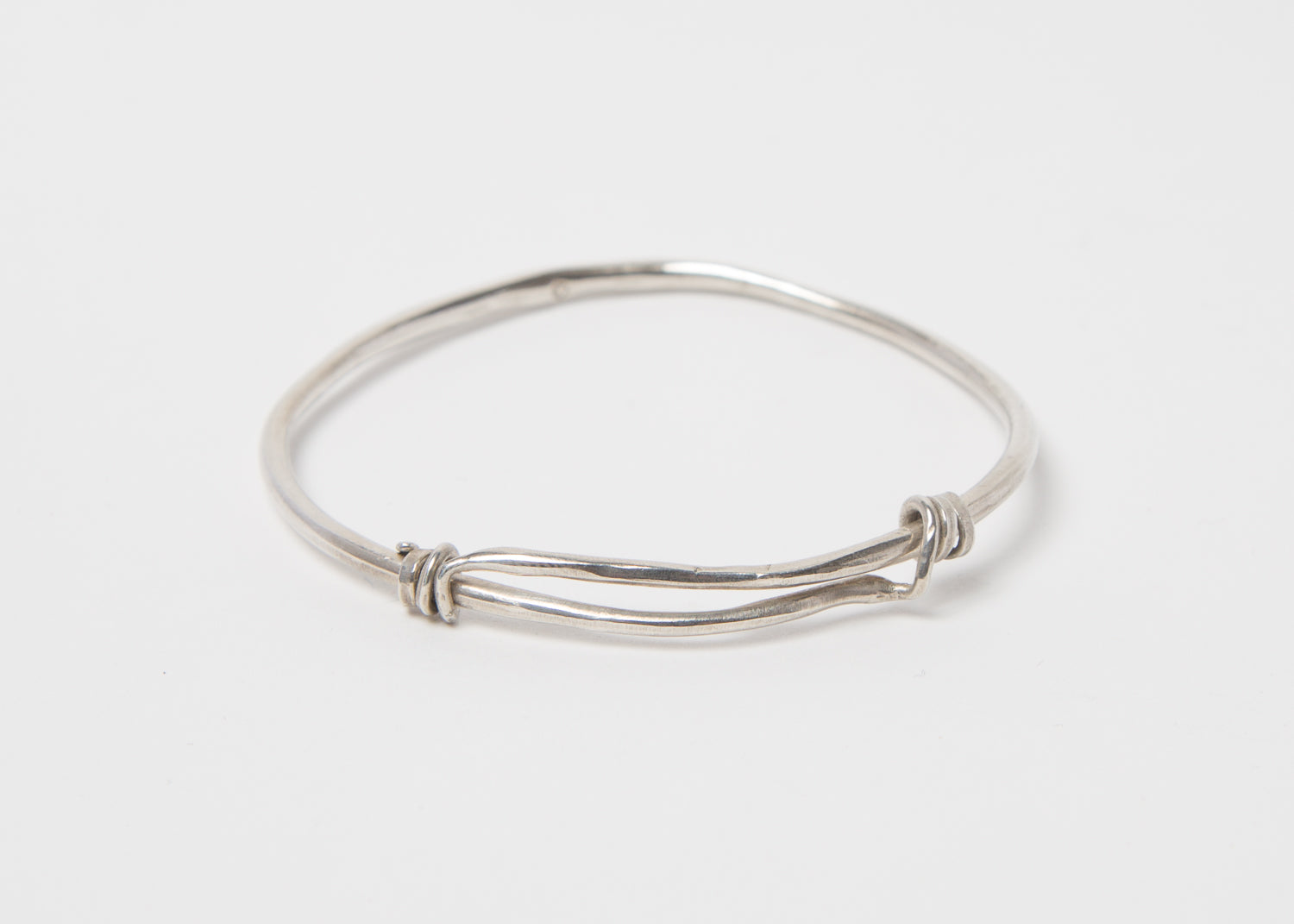 Ariana Boussard-Reifel Beverley Bangle Sterling Silver