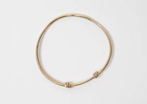Ariana Boussard-Reifel Beverley Bangle Brass