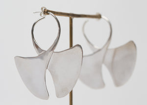 Ariana Boussard-Reifel Zamble Earrings Sterling Silver