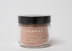 Palermo Body  Vitamin C Facial Mask