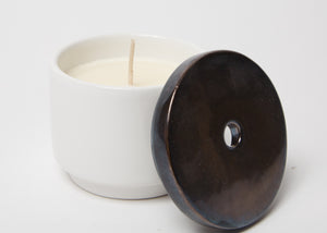 Night Space Mini Candle Bronze