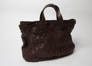 Rita Merlini Margot Handbag Dark Brown