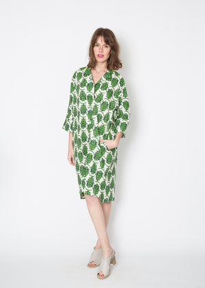Odeeh Popover Shirtdress
