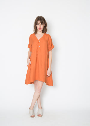 Kiln Cover Up Tunic Dress