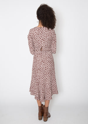 Odeeh Vintage Flounce Dress