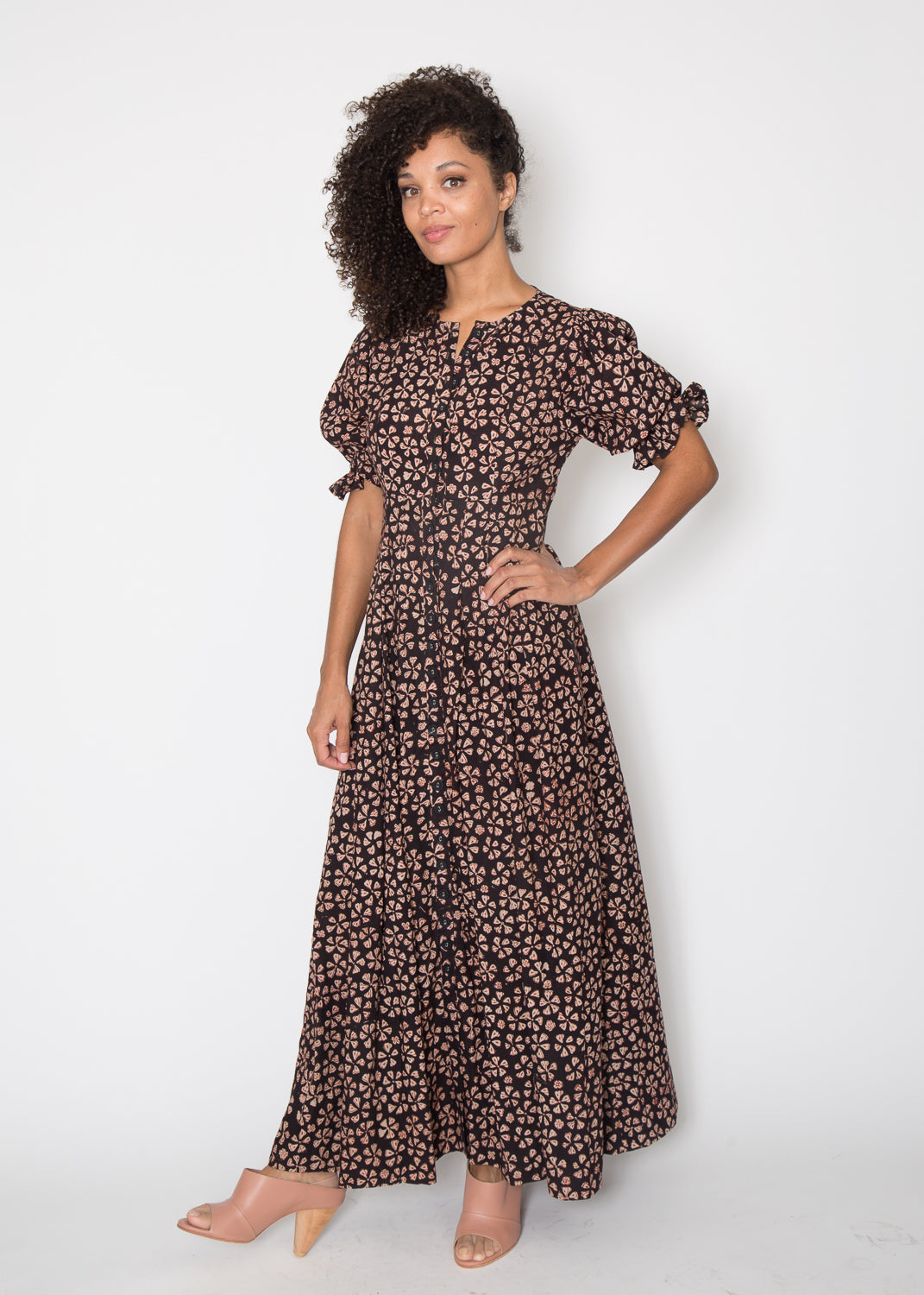 AISH Aliyah Long Dress