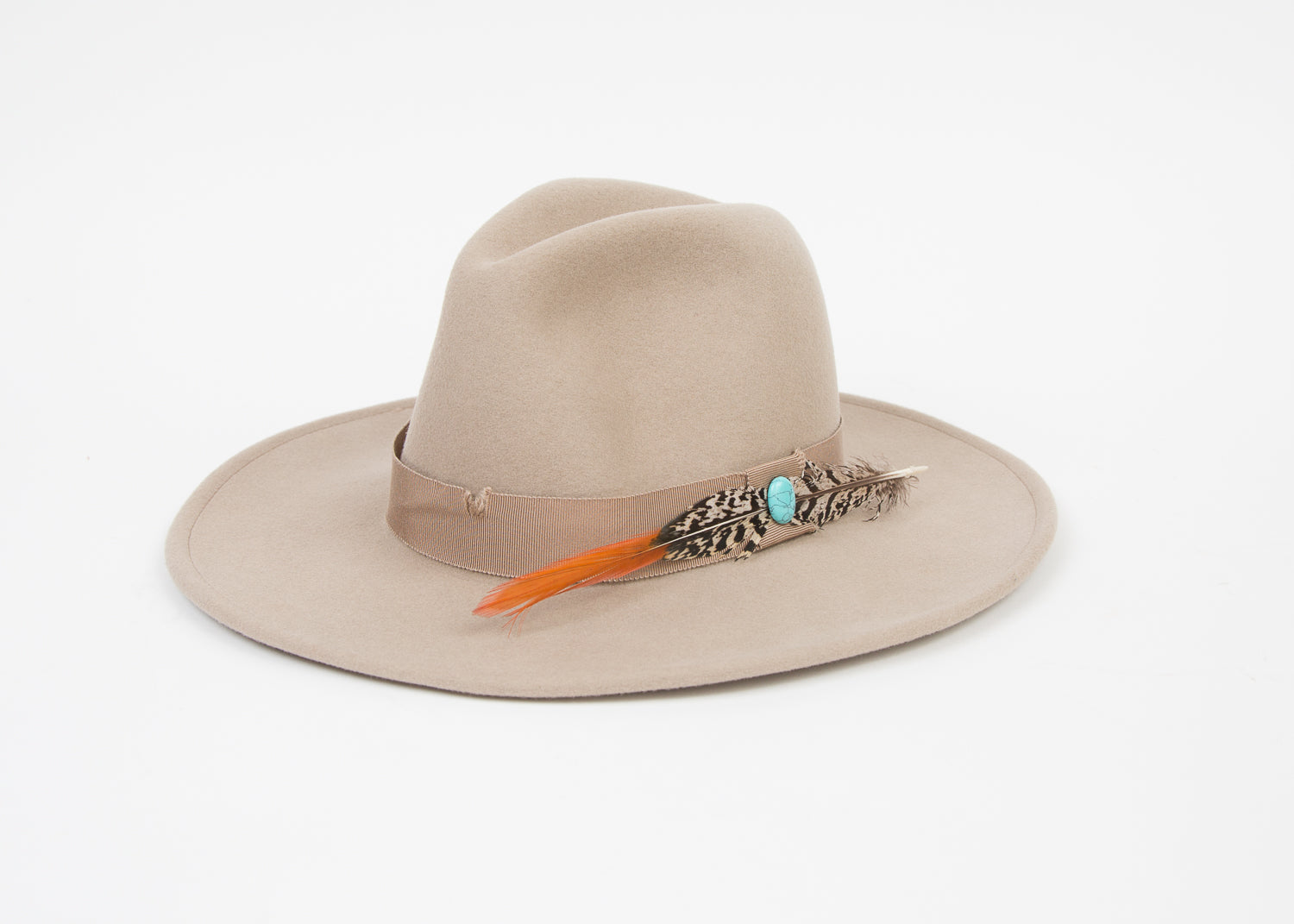 Lovely Bird Dallas Fedora Dust