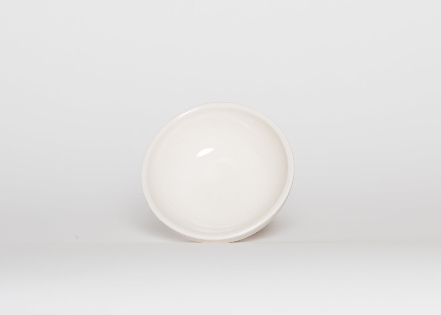 Barter White Porcelain Sharing Bowl 3""
