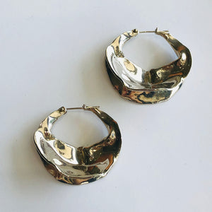 Ariana Boussard Reifel Georgia Earrings Sterling Silver