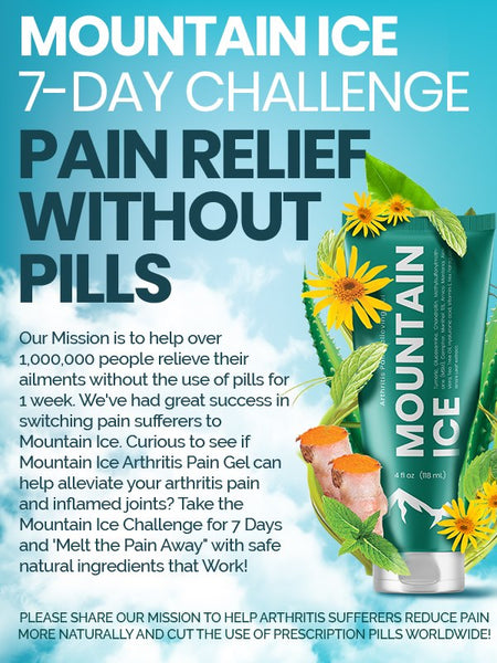 Introducing the Mountain Ice 7-Day Challenge!