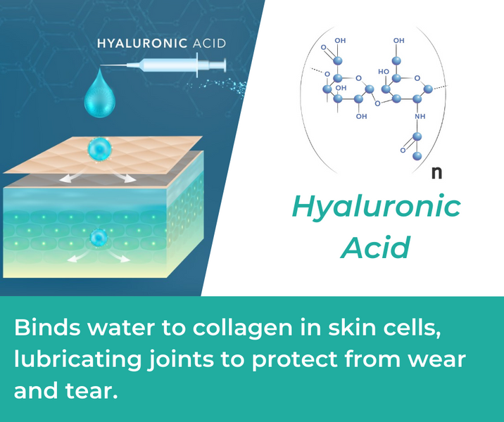 How Hyaluronic Acid is Used in Mountain Ice Joint & Bone Health Complex