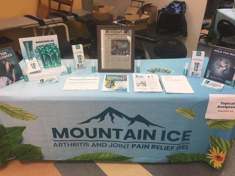 Mountain Ice Presenting at the American Physical Therapy Association's Combined Sections Meeting