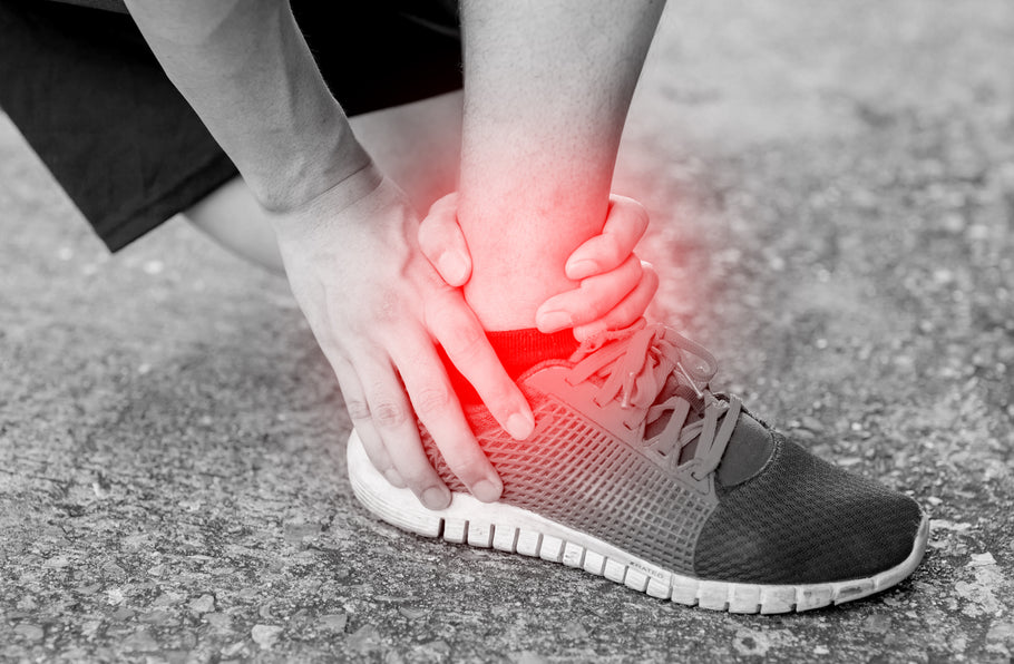 The Best Methods for Rehabbing an Ankle Sprain & Avoiding Another Injury
