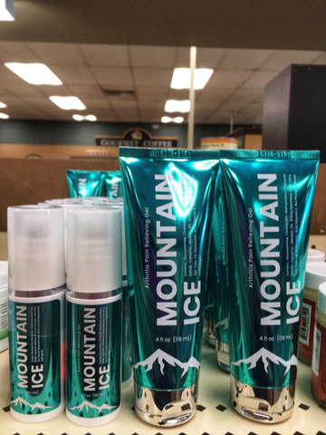 Mountain Ice In Stock