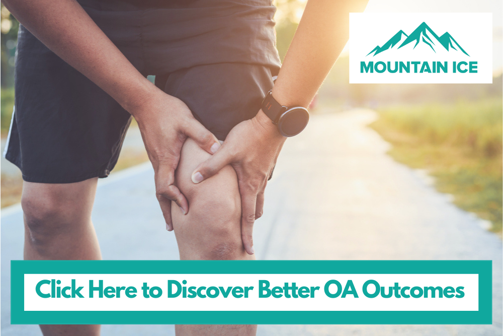 Better Osteoarthritis Outcomes with Mountain Ice