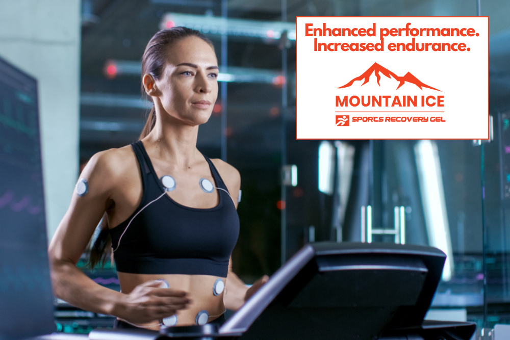 Lower Cholesterol with Mountain Ice Sports Recovery Gel