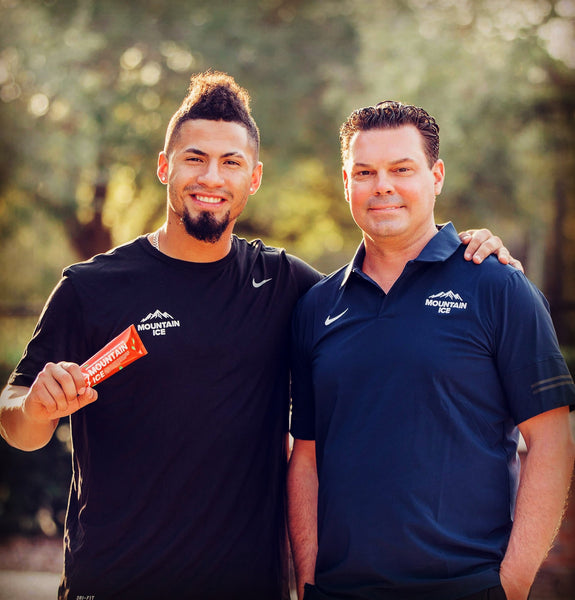 NEW YORK YANKEES STAR GLEYBER TORRES PARTNERS WITH MOUNTAIN ICE