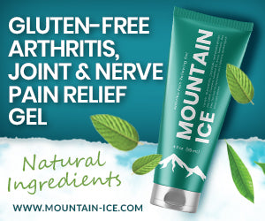 Gluten Free Pain Relief gel that works