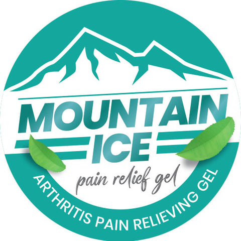 Mountain Ice Pain Relief Gel for arthritis and joint pain relief