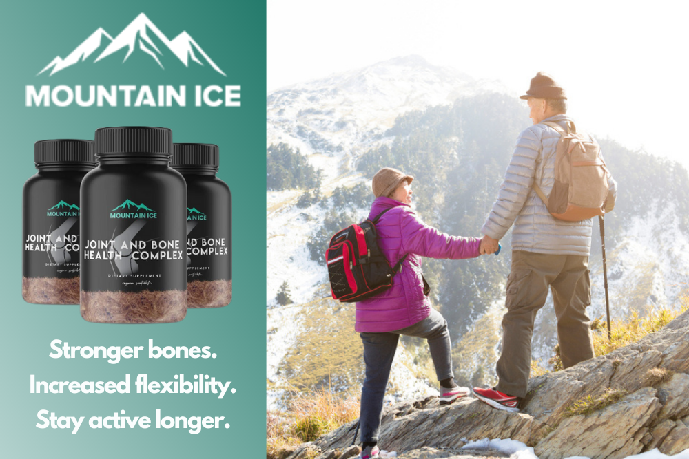 Mountain Ice Joint and Bone Health Complex