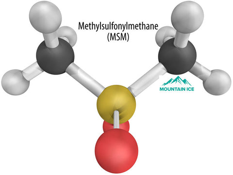 Methylsulfonylmethane (MSM) reduces stiff joints and inflammation associated with arthritis