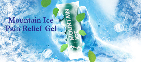 Mountain Ice Pain Relief Gel