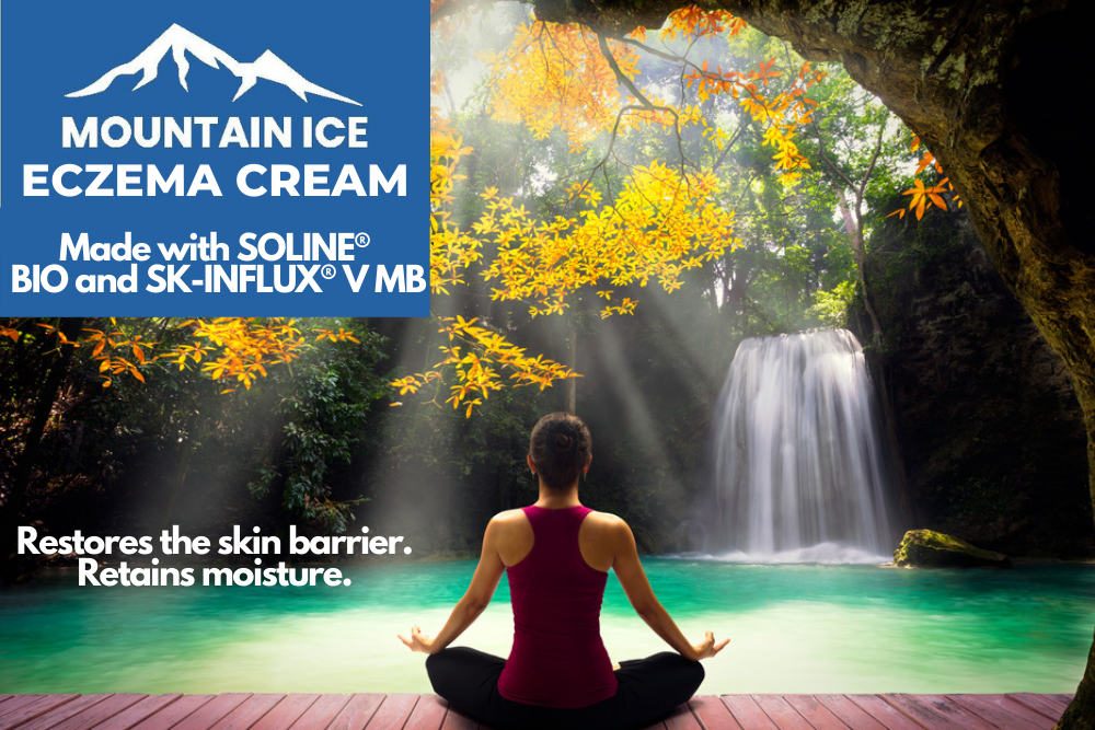 SK-INFLUX V MB Restores the Skin Barrier in Mountain Ice Eczema Craem